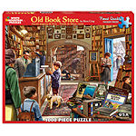 Old Book Store - 1000 Piece Jigsaw Puzzle