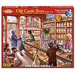 White Mountain Puzzles Old Candy Shop - 1000 PieceJigsaw Puzzle