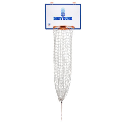 Charmant The Dirty Dunk   The Original Over The Door Basketball Hoop Laundry Hamper
