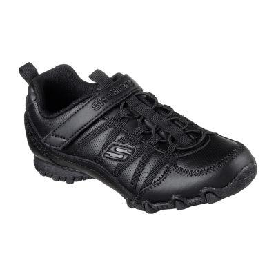 Skechers Biker Ii Little Kid/Big Kid Girls Walking Shoes Pull-on