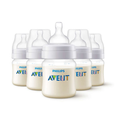 Philips Avent Anti-Colic Baby Bottle 5-Pack