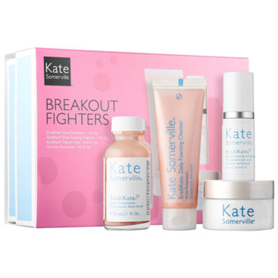 Kate Somerville Breakout Fighters