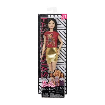 Barbie Teddy Bear Flair