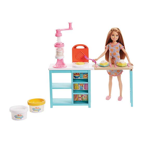 Barbie Stacie Doll Breakfast Playset