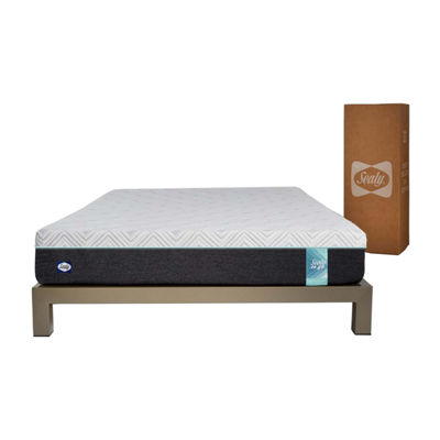"Sealy® To Go 10"" Memory Foam Mattress"