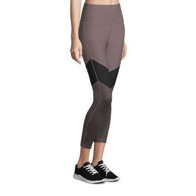 Xersion 7/8 Colorblock Leggings