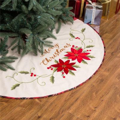 Woven Indoor Tree Skirt