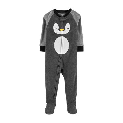 Carter's 1-Pc. Penguin Fleece Pajama - Toddler Boys