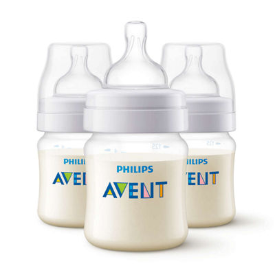 Philips Avent Anti-Colic Baby Bottle 3-Pack