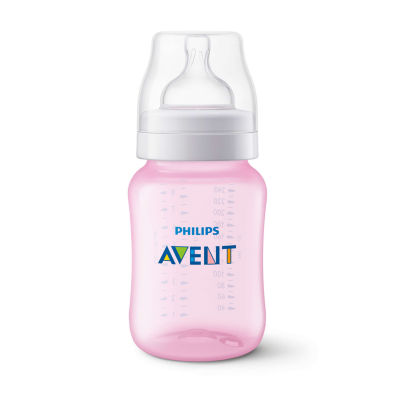 Philips Avent Anti-Colic Baby Bottle 3-PK Pink
