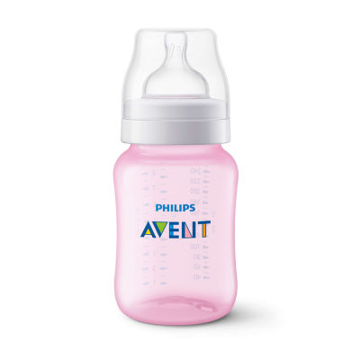 Philips Avent Anti-Colic 5-PK Baby Bottle Pink