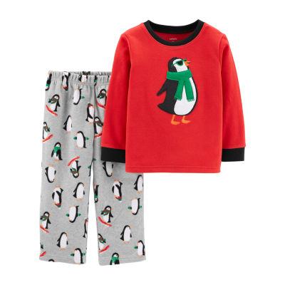 Carter's 2-pc. Pant Pajama Set - Toddler Boys
