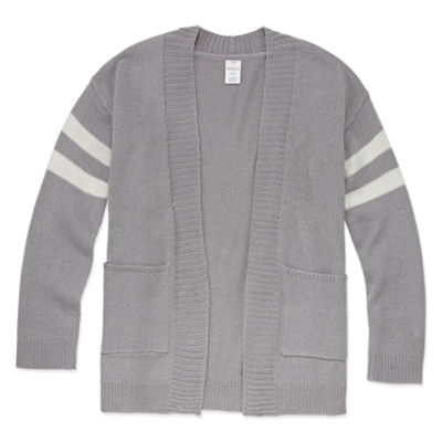 Arizona Long Sleeve Cardigan - Girls' 4-16 & Plus