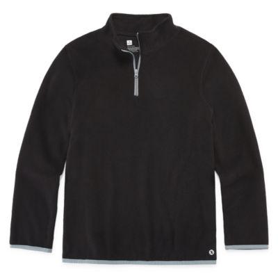 Xersion Polar Fleece Quarter-Zip Pullover - Boys 4-20