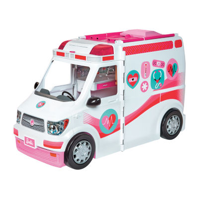 Barbie Car Clinic Playset