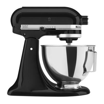 KitchenAid® 4.5-Quart Tilt-Head Stand Mixer - KSM85PB
