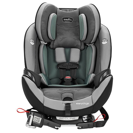 Evenflo EveryStageTM DLX All In One Car Seat Highlands