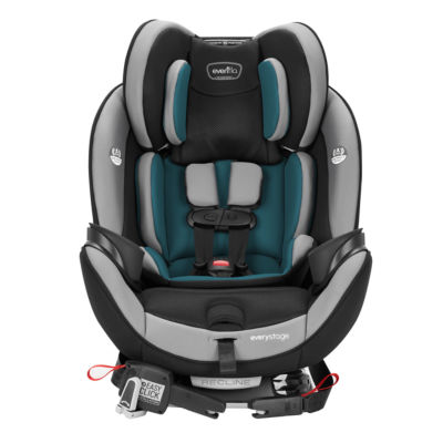 Evenflo Everystage™ DLX All-in-One Car Seat - Reefs