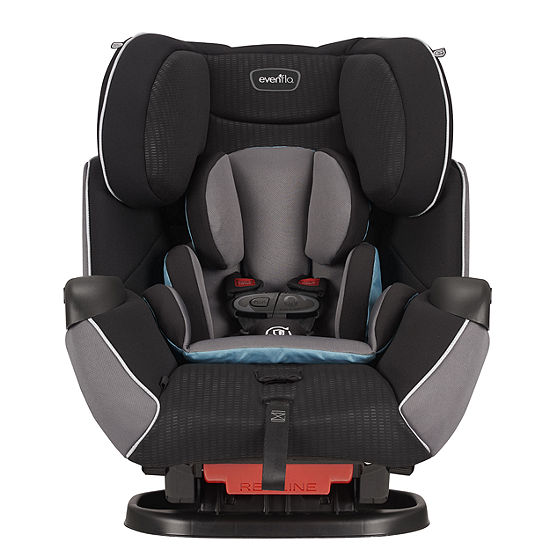 Evenflo Platinum Lx All In One Car Seat Montgomery