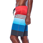Burnside Bolt Striped Board Shorts
