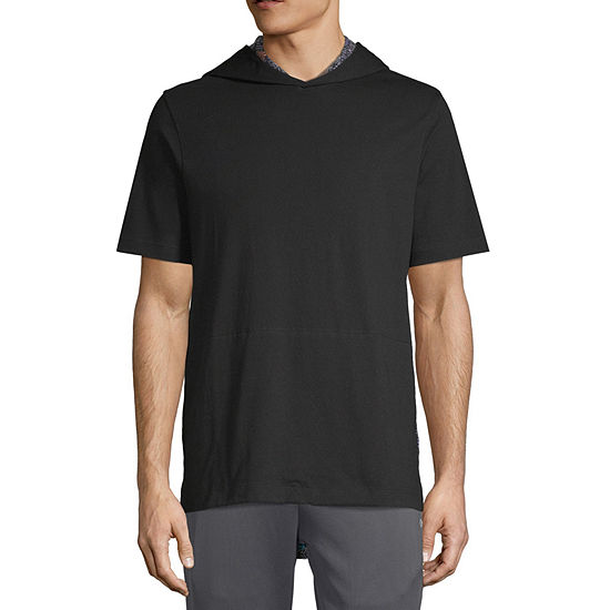 Xersion Mens Short Sleeve Hoodie