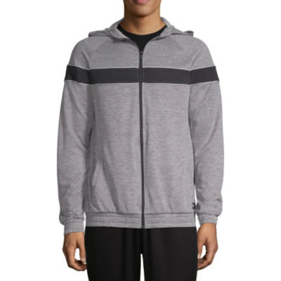 Msx By Michael Strahan Long Sleeve Hooded Neck T-Shirt
