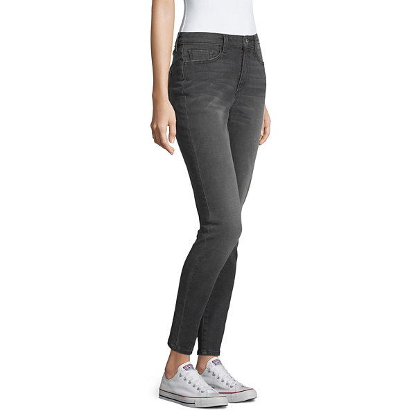 Arizona Skinny Fit Jeggings-Juniors