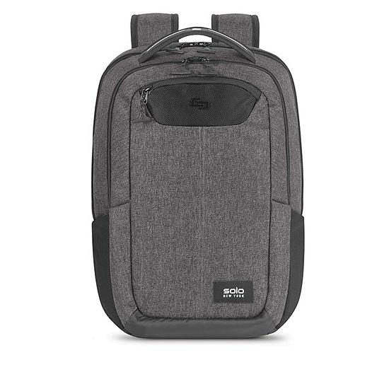 "Solo Navigate 15.6"" Laptop Backpack"