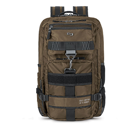 """Solo Altitude 17.3"""" Laptop Backpack"""