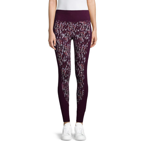 St. John's Bay Active Secretly Slender Legging - Tall