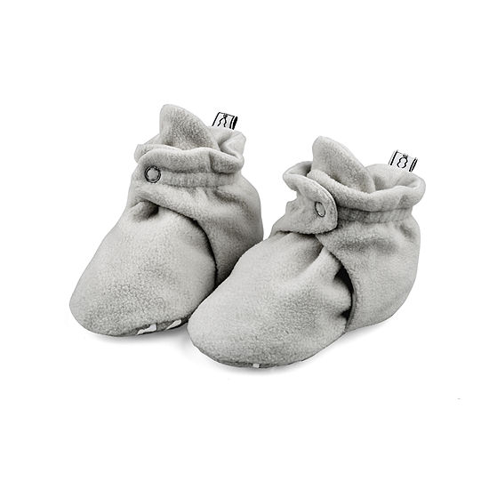 The Peanut Shell Unisex Fleece Crib Shoes