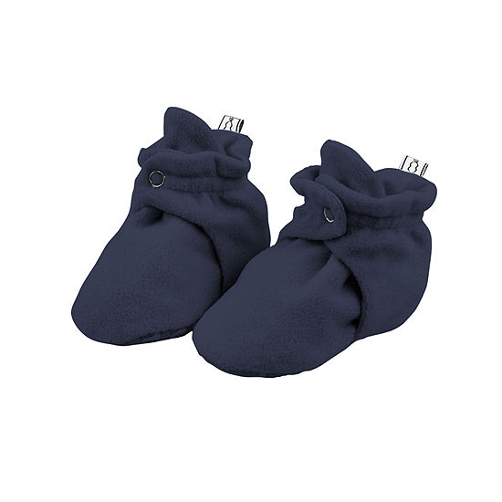 The Peanut Shell Fleece Booties Boys Slip-On Shoe