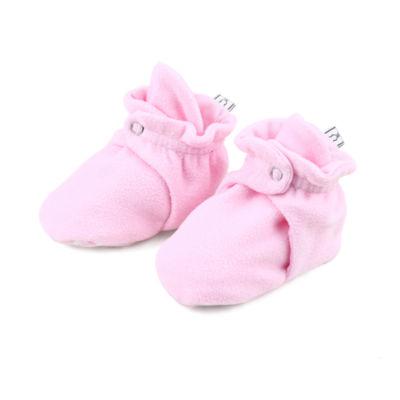 The Peanut Shell Fleece Booties Girls Slip-On Shoe