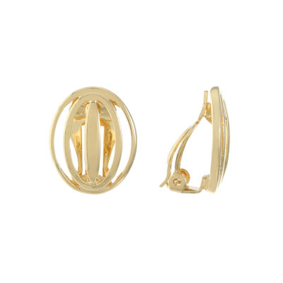 Gloria Vanderbilt Clip On Earrings