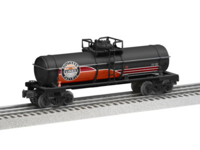 Lionel Trains Southern Pacific Daylight Tank Car