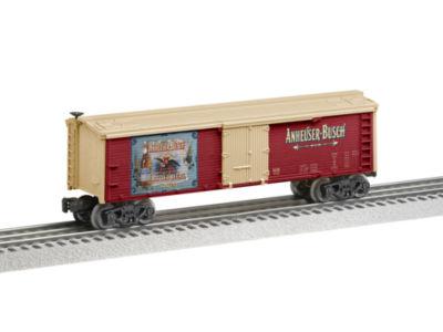Lionel Trains Anheuser-Busch Vintage Reefer