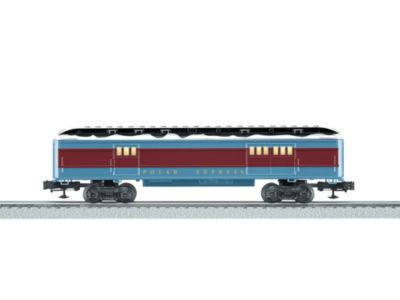 Lionel Trains Polar Express Baggage Car