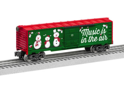 Lionel Trains 2018 Christmas Music Boxcar