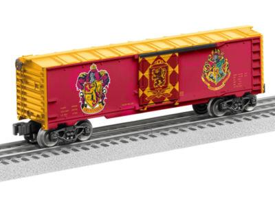 Lionel Trains Hogwarts Gryffindor House Boxcar