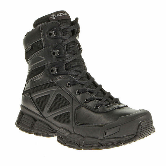 Bates® Velocitor Mens Waterproof Side-Zip Work Boots
