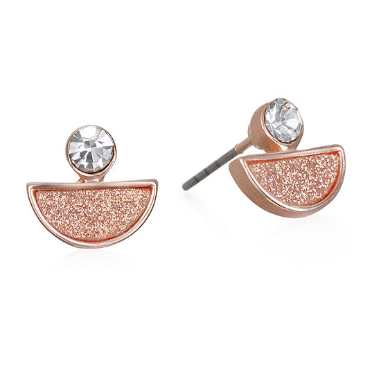 Mixit 8.1mm Stud Earrings