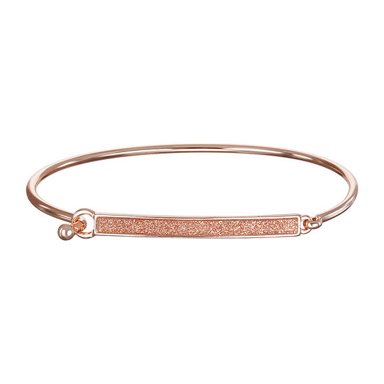 Mixit Link Round Cuff Bracelet