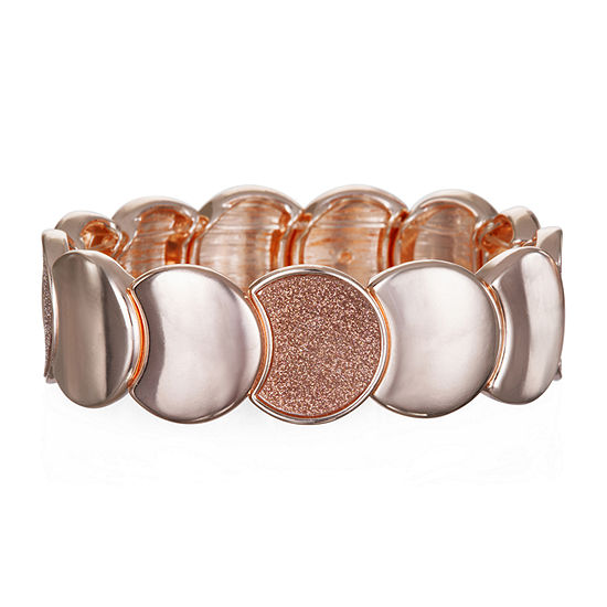 Mixit Link Round Stretch Bracelet