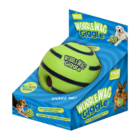 As Seen on TV Wobble Wag Giggle Ball