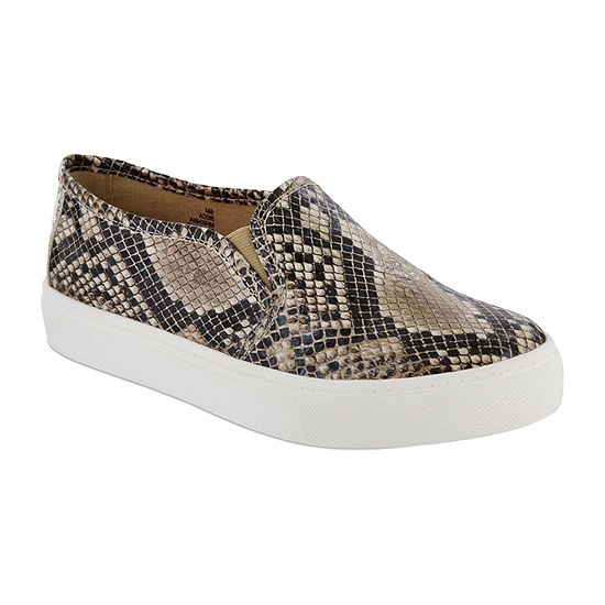 Mia Girl Womens Delcia Slip-On Shoe