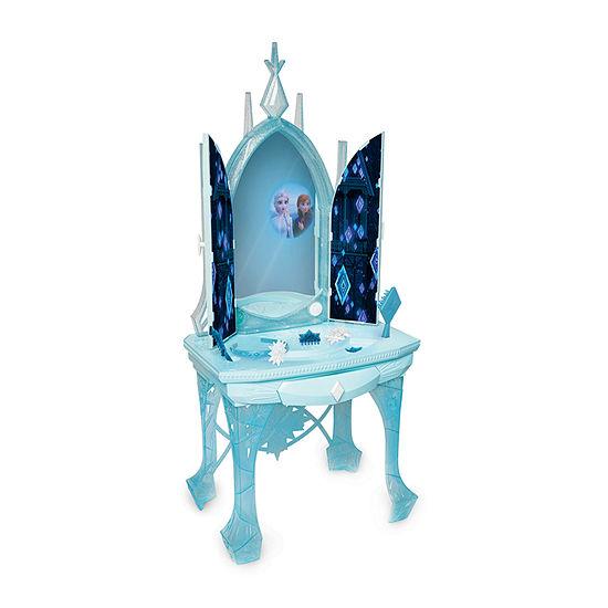 Disney Collection Frozen 2 Elsa'S 8-Pc. Feature Vanity Set