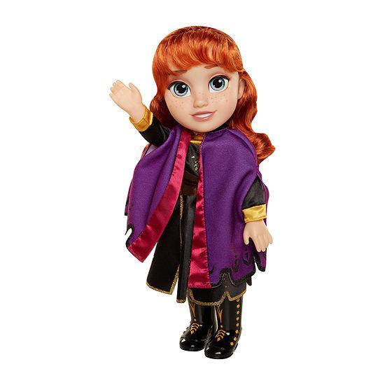 Disney Collection Frozen 2 Anna Travel Doll