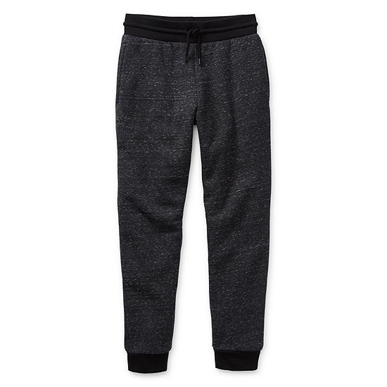 Arizona Boys Sherpa Lined Jogger Pant - Preschool / Big Kid