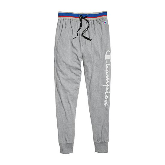 Champion Mens Knit Pajama Pants