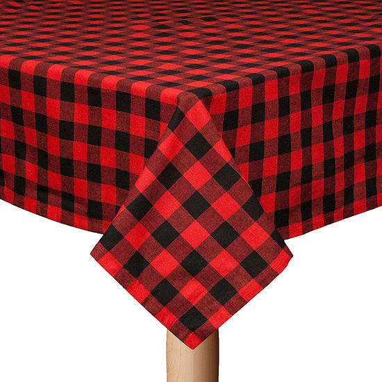 Lintex Linens Buffalo Check Tablecloth